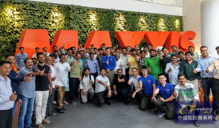 投产1年,玛吉斯印度经销商突破1000家!