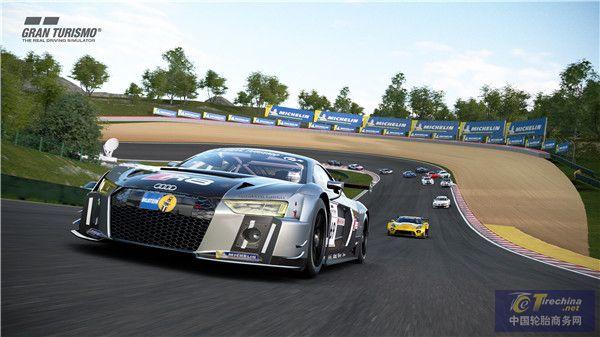 米其林与PlayStation达成跨界合作 分享技术提升《GT赛车》游戏体验