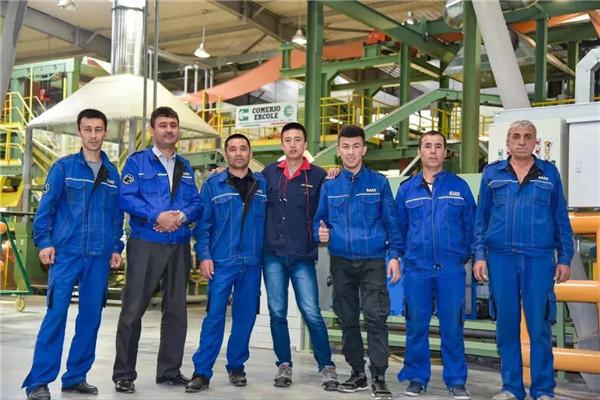 玲珑轮胎对乌兹别克斯坦技术服务项目迎来新进展